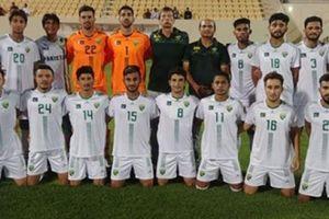 ASIAD 18: Pakistan tự nhận mình 'cửa dưới' Olympic Việt Nam