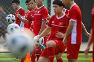 Đội hình ra sân Olympic Việt Nam vs Olympic Pakistan: Bất ngờ