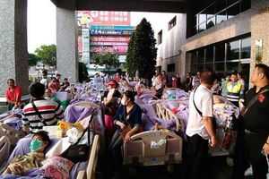 Cháy bệnh viện ở Đài Loan, hàng chục người thương vong