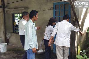 Vụ án vô cớ chém người tại xã Hòa Bắc: Tiếp tục trả hồ sơ để làm rõ một số nội dung