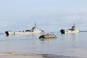 Hải quân Việt Nam nâng cấp tàu đổ bộ Polnocny-B
