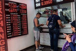 Giao dịch bitcoin, tiền mã hóa tăng vọt ở Thổ Nhĩ Kỳ