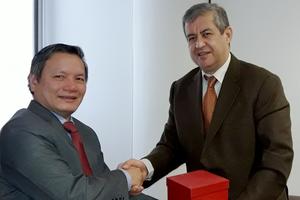 Việt Nam - Algeria trước triển vọng hợp tác khai thác dầu khí
