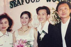 Ngỡ ngàng ảnh cưới của Chánh Tín và loạt sao Việt từ thời 'ông bà anh'
