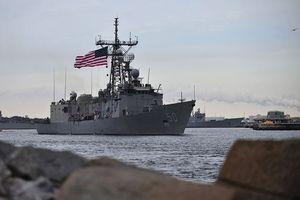Tàu chiến Mỹ tới Biển Ðen