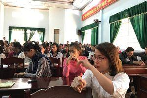 550 giáo viên hợp đồng phải rời bục giảng: Báo cáo Thanh tra Chính phủ