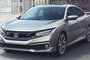 Honda Civic 2019 dành cho thị trường Mỹ được hé lộ