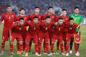 Danh sách 20 cầu thủ U23 Việt Nam tham dự Asiad 2018
