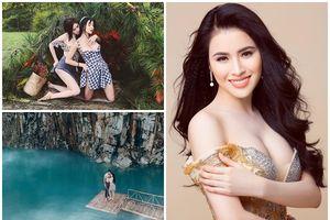 Dân mạng yêu cầu BTC Hoa hậu Du lịch Sinh thái Quốc tế xem xét tư cách Á hậu Thư Dung