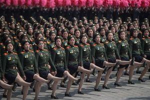 Triều Tiên chuẩn bị duyệt binh nhân dịp kỷ niệm Quốc khánh