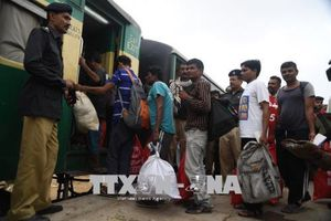 Ấn Độ trả tự do cho các tù nhân Pakistan