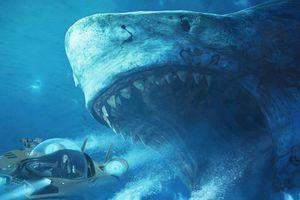 Cá mập siêu bạo chúa gây kinh ngạc phòng vé