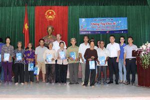 VNPT tại Hà Nội đồng hành cùng nhân dân ngoại thành khắc phục hậu quả mưa bão