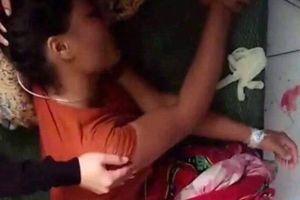 Thái Bình: Mẹ bị cánh quạt tàu chém trọng thương, con trai tử vong