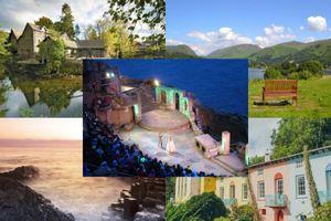 Xiêu lòng trước 5 điểm du lịch lãng mạn đẹp như cổ tích ở vương quốc Anh
