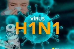 Trà Vinh: Bệnh nhân 82 tuổi tử vong do cúm A/H1N1
