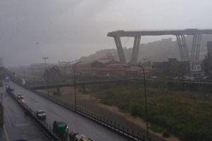 Hàng chục người thiệt mạng trong vụ sập cầu cạn tại Italy