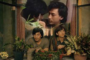 Lộ clip Isaac hôn môi bạn trai trong 'Song Lang'?
