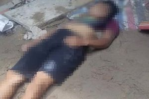 Nam thanh niên bị điện giật tử vong khi đang xây nhà