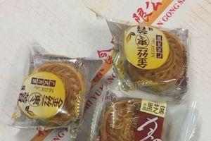 Xác minh thông tin về bánh Trung thu siêu rẻ
