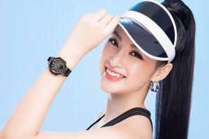 Angela Phương Trinh làm đại sứ thương hiệu đồng hồ Baby-G tại Việt Nam