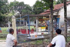 Quảng Nam: Nam thanh niên tử vong do súng tự chế phát nổ