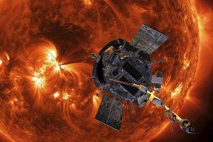Tàu vũ trụ Parker Solar Probe của Nasa ra mắt sứ mệnh 'chạm mặt trời'