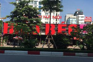 Hà Nội: Quán bia Hiếu Béo 'một mình một ngựa' trên đường Trần Thái Tông