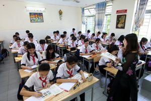 TP.HCM sẽ miễn học phí bậc trung học cơ sở cho học sinh diện khó khăn