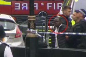 Lao xe vào tòa nhà Quốc hội Anh: Lộ diện hình ảnh đầu tiên của nghi phạm