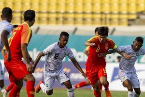 Kết quả Olympic Trung Quốc 6-0 Olympic Timor Leste: Tưng bừng ngày ra quân
