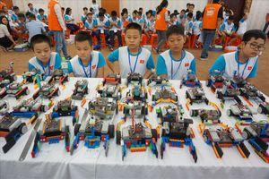 Chung kết cuộc thi 'Tài năng robot - IYRC VIỆT NAM 2018'