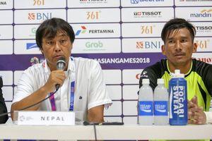 HLV Park Hang-seo đưa ra lời thách thức với Olympic Nepal