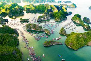 Thrillist gọi tên Vịnh Lan Hạ trong top địa điểm du lịch Đông Nam Á