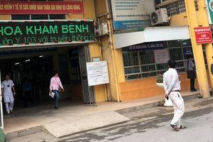 Bệnh viện 103 khẳng định không có thỏa thuận độc quyền bến đỗ xe cứu thương