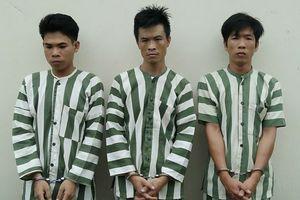 Nghi can cướp ô tô ở Đồng Nai bằng súng bị bắt