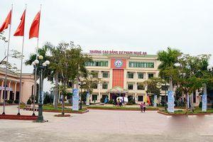 3 ngành cao đẳng sư phạm ở Nghệ An không có thí sinh trúng tuyển