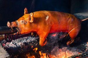 Vì sao người Indonesia hầu như không ăn thịt lợn?