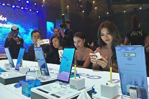 Galaxy Note9 nhận đặt hàng từ 15.8, giá thấp nhất 22.990.000 đồng