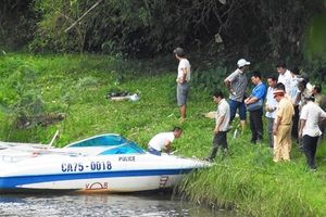 Phát hiện thi thể du khách nước ngoài nổi trên sông Hương