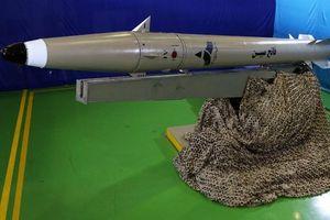 Mẫu tên lửa đạn đạo Iran phát triển để đe dọa tàu chiến Mỹ