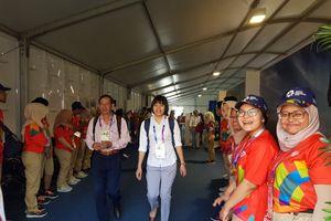 Trong Làng VĐV Asian Games 18