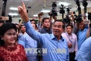Đảng Nhân dân Campuchia giành trọn tất cả ghế trong Quốc hội nhiệm kỳ mới