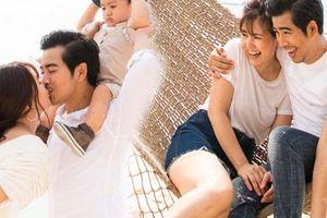 'Kiều nữ' Ngọc Lan sẽ làm đám cưới với Thanh Bình khi con trai lớn hơn