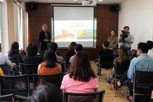 TP.HCM: Chuyên gia Úc chia sẻ kinh nghiệm phát triển hệ sinh thái khởi nghiệp đổi mới sáng tạo