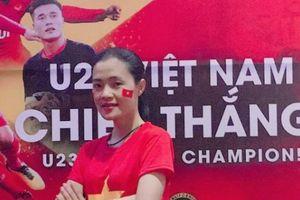 'Cô gái vàng' Lưu Thị Thanh chia sẻ bí quyết lên đỉnh ASIAD