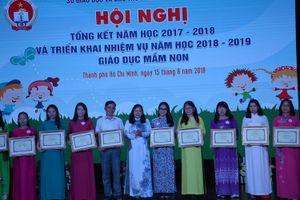 TP Hồ Chí Minh tăng cường quản lý cơ sở giáo dục mầm non ngoài công lập