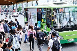Những điều cần lưu ý khi đi xe buýt tại TPHCM