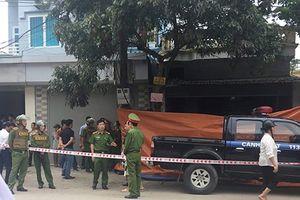 Nghi án nổ súng ở Điện Biên, hai vợ chồng tử vong tại chỗ