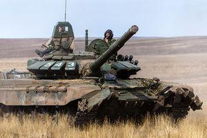 Uran-9 thất bại, Nga biến T-72 thành xe tăng không người lái